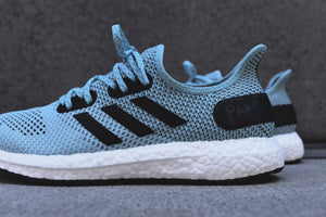 adidas x Parley Speedfactory AM4LA1.0 - Light Blue Image 4