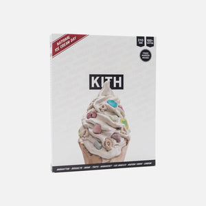 Kith Treats Ice Cream Day Tee - Black Image 5