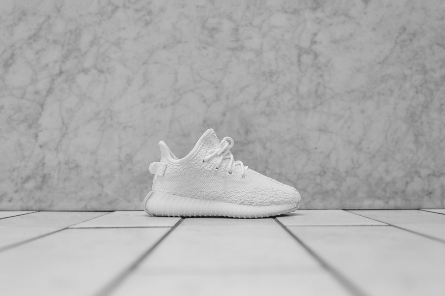 adidas Originals Yeezy Boost 350 v2 Infant - Triple White