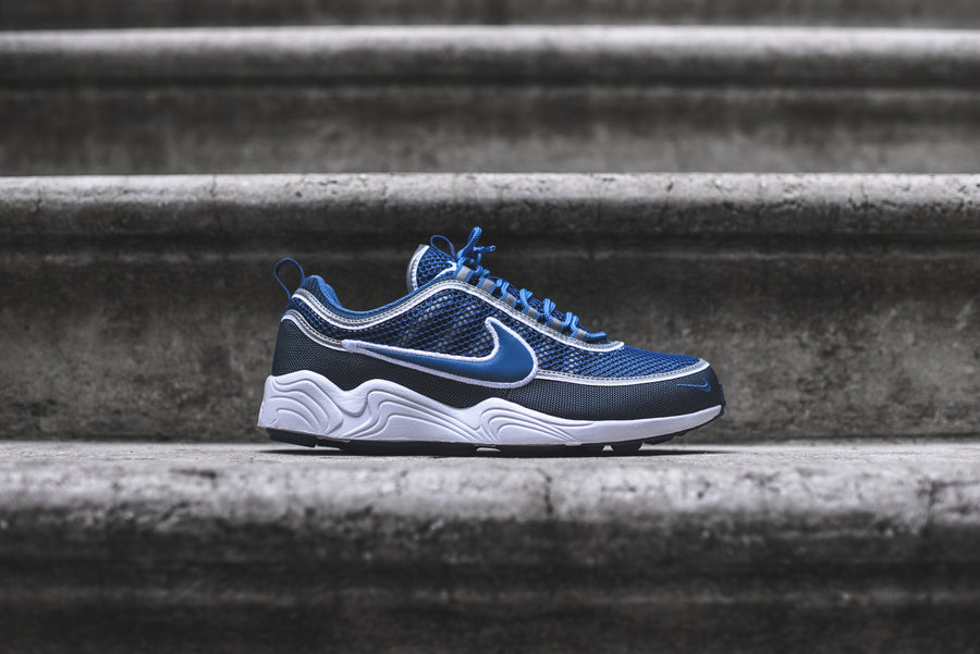Nike Air Zoom Spiridon - Navy / White