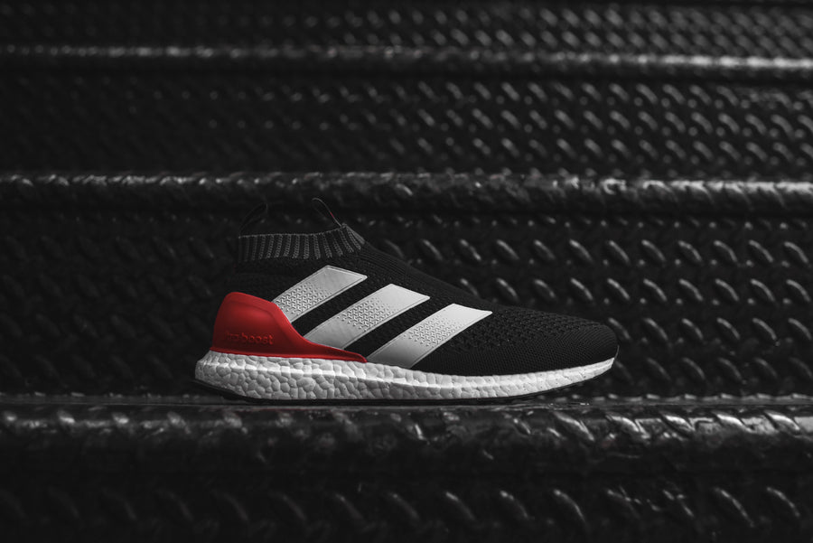 adidas Ace 17+ Pure Control Ultra Boost - Black / Red