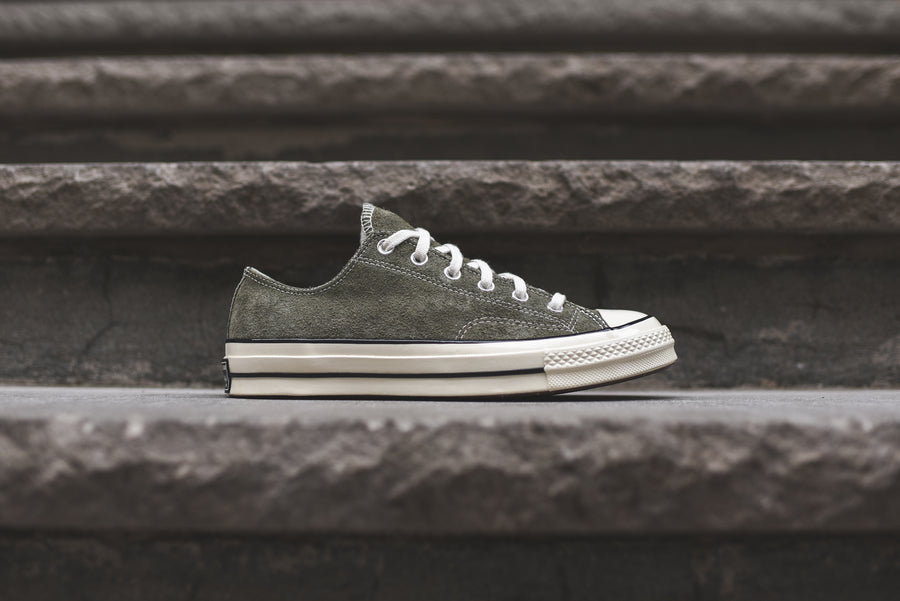 Converse Chuck Taylor All Star Low 1970 Vintage Ox - Olive
