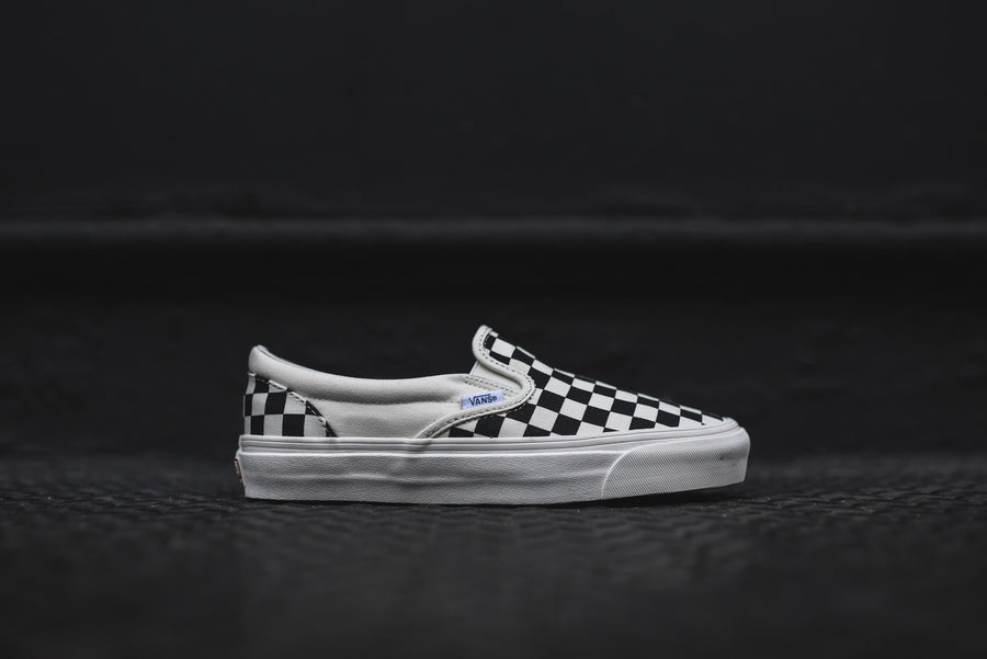 Vans Vault OG Classic Slip-On LX - Checkerboard