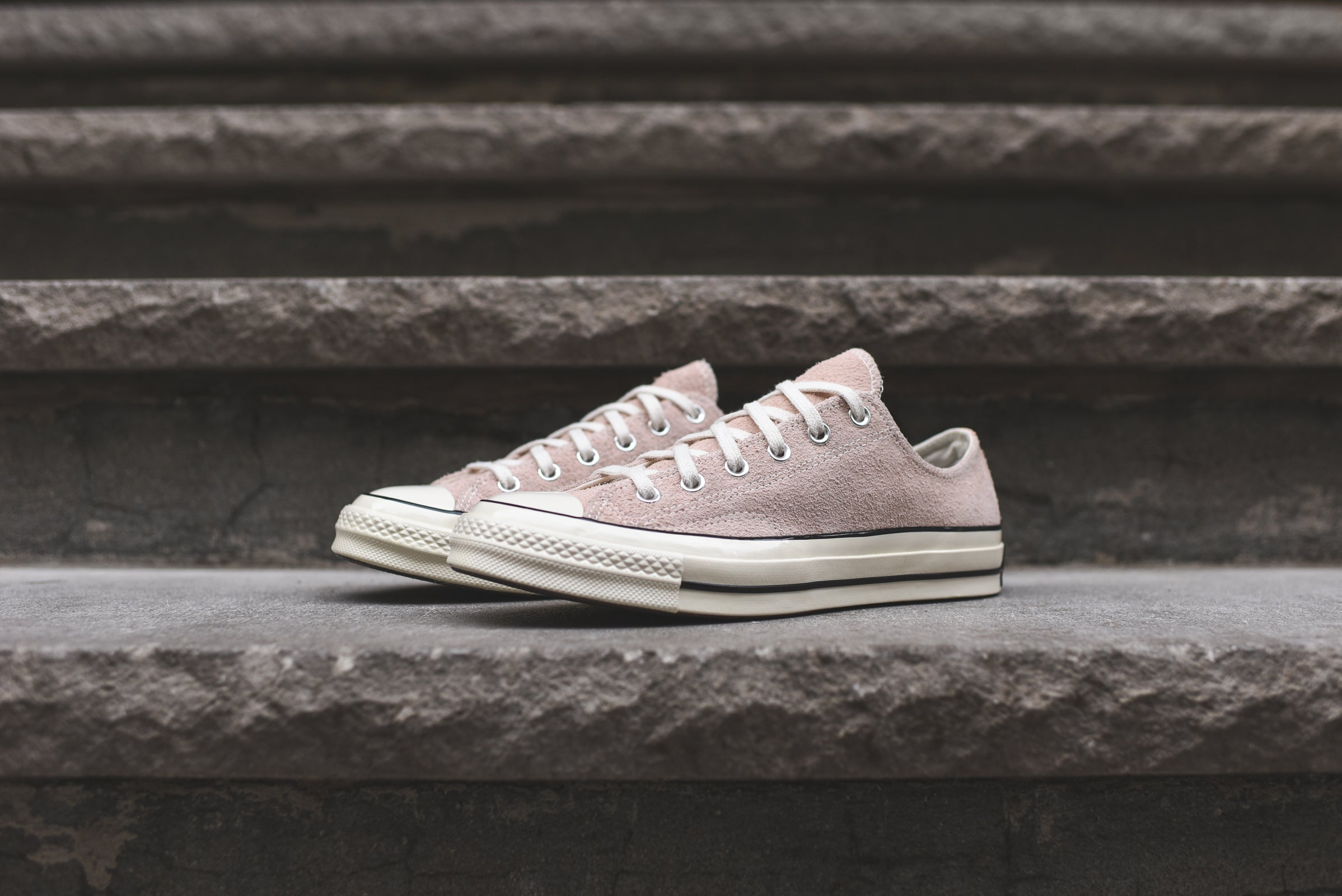 Converse Chuck Taylor All Star Low 1970 Vintage Ox - Dusk Pink