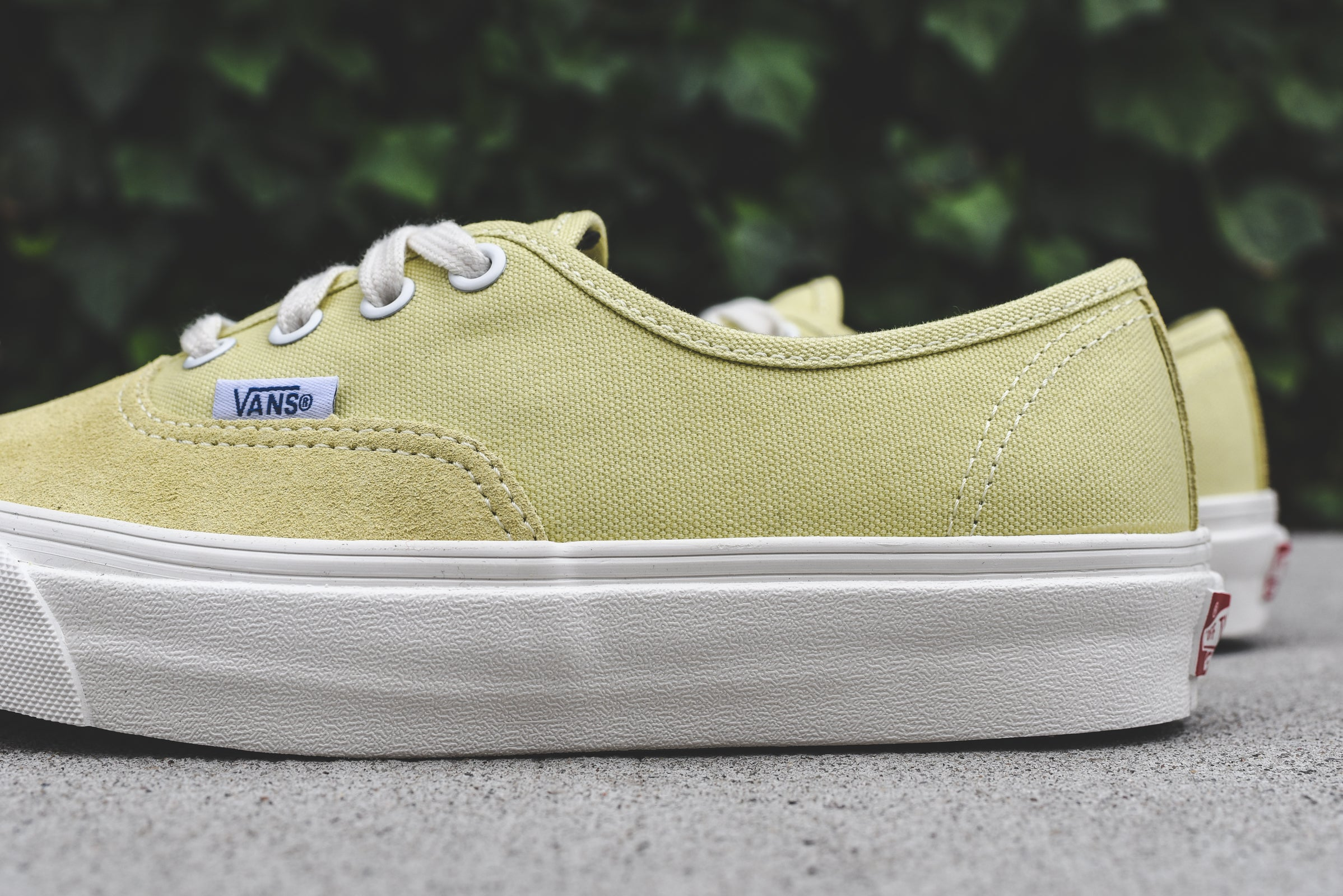 Vans Vault WMNS Authentic - Yellow