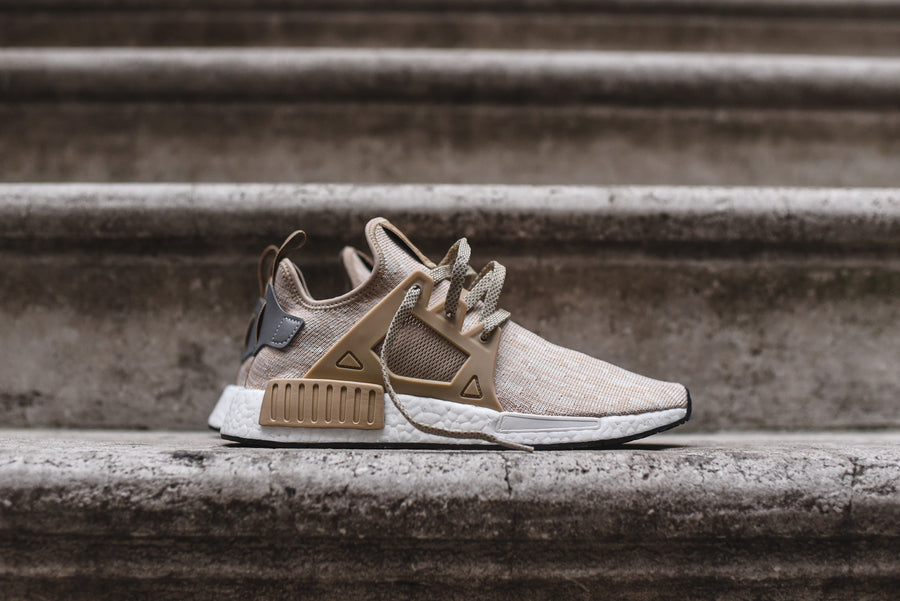 adidas Originals NMD XR1 PK - Linen / Silver / Core Black