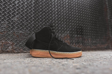 Nike Air Force 1 High LV8 - Black / Gum