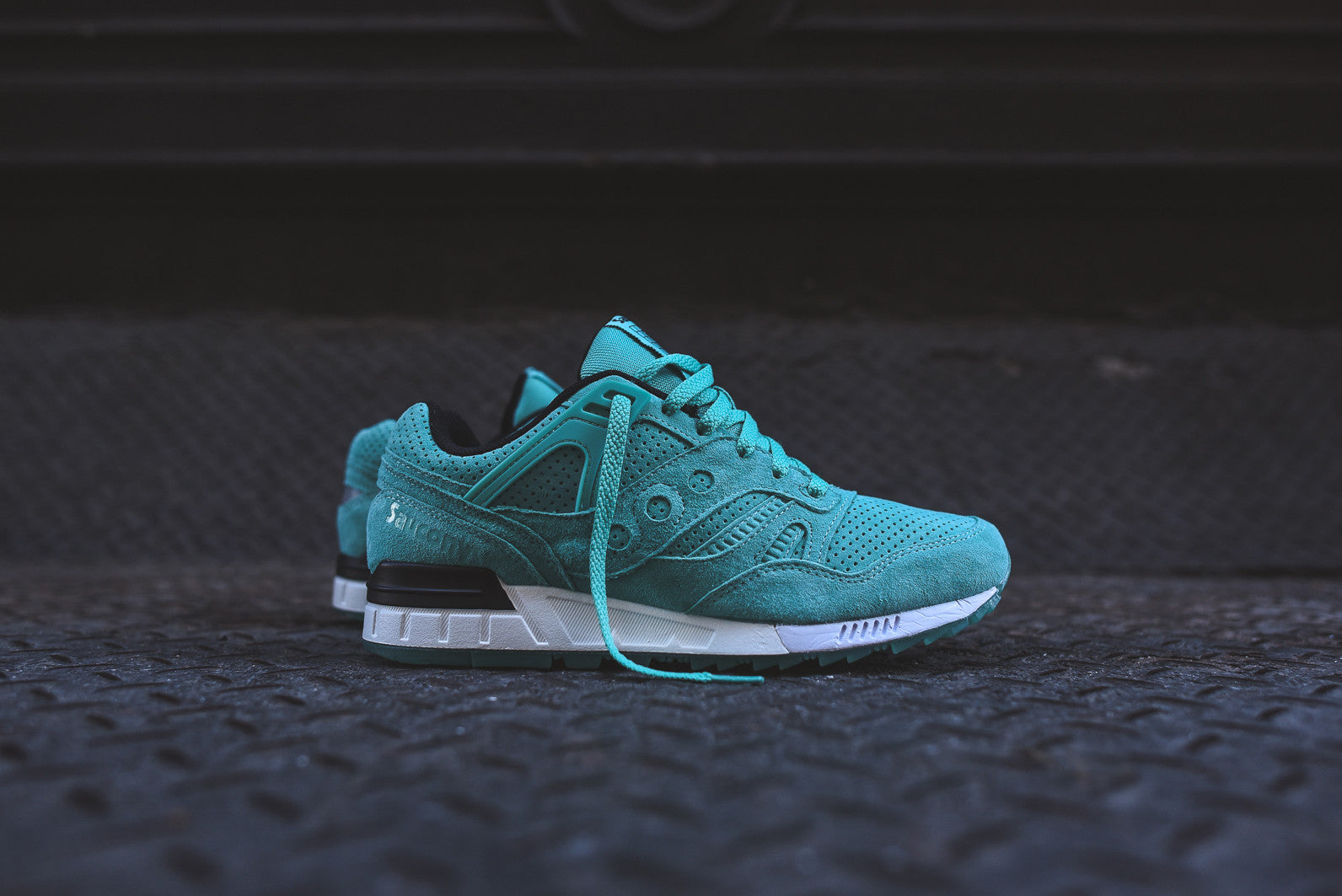 Saucony Grid SD - Light Green