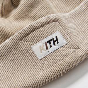 Kith Beanie - White Pepper
