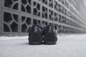 Y-3 Honja Low - Black / Black Image 4
