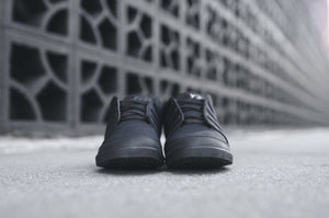 Y-3 Honja Low - Black / Black Image 3