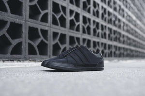 Y-3 Honja Low - Black / Black Image 1