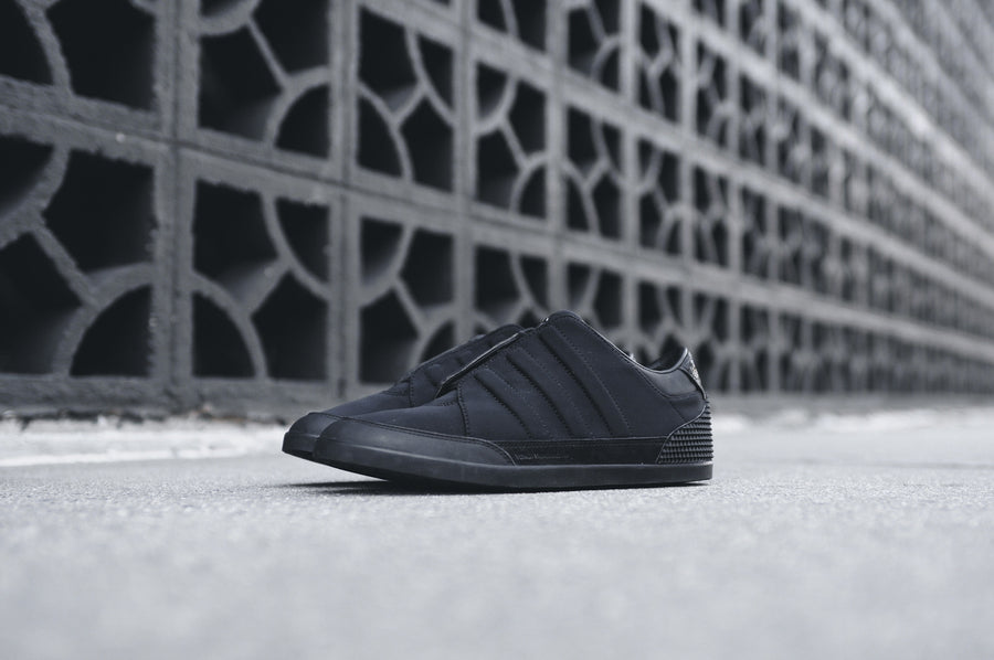 Y-3 Honja Low - Black / Black
