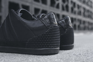 Y-3 Honja Low - Black / Black Image 7