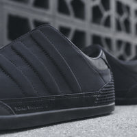 Y-3 Honja Low - Black / Black Thumbnail 1