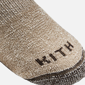 Kith Fall Trail Sock - Cinder Image 2