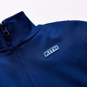 Kith Kids Racer Track Jacket - Estate Blue