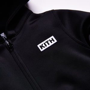 Kith Kids Baby Racer Coverall - Black