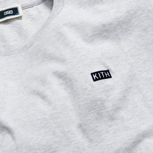 Kith LAX Tee - Light Heather Grey Image 3