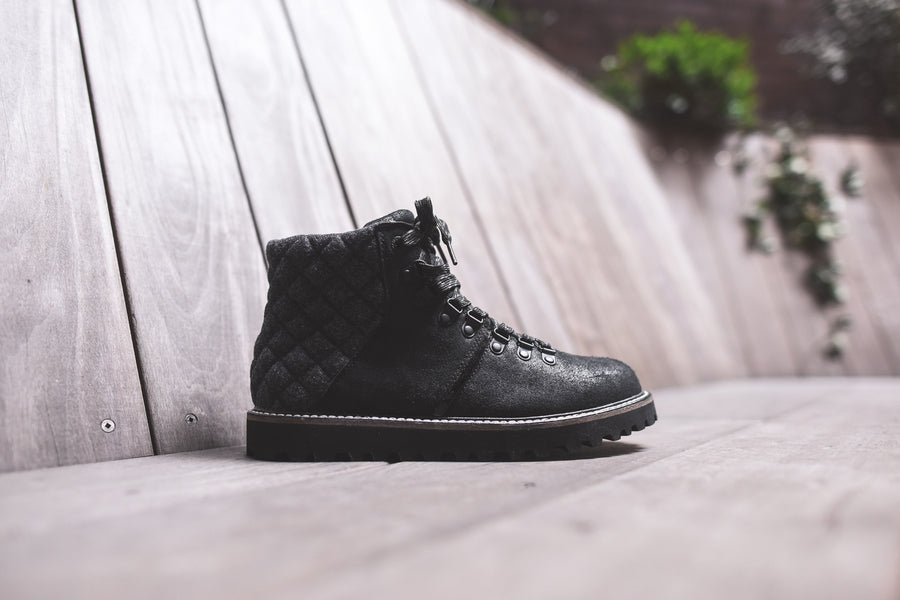 J.D. Fisk Hendrix Boot - Black