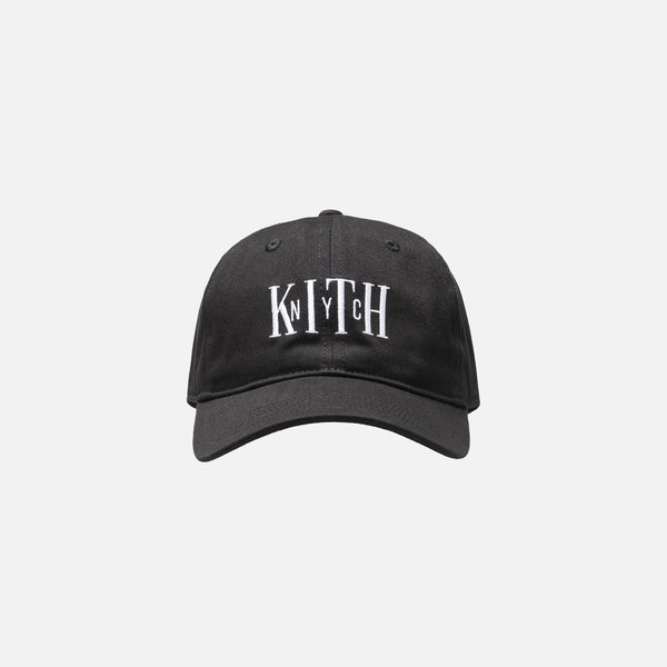 Kith Great Jones Ralph Cap - Black