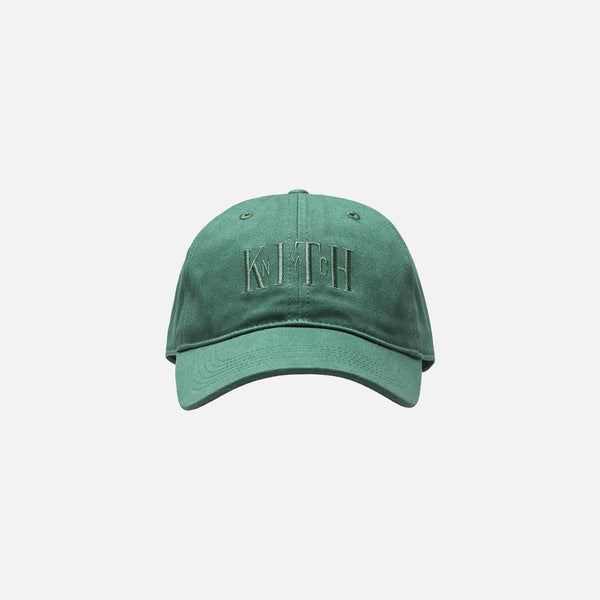 Kith Great Jones Ralph Cap - Botanical Green