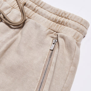 Kith Crystal Wash Bleecker Sweatpant - White Pepper