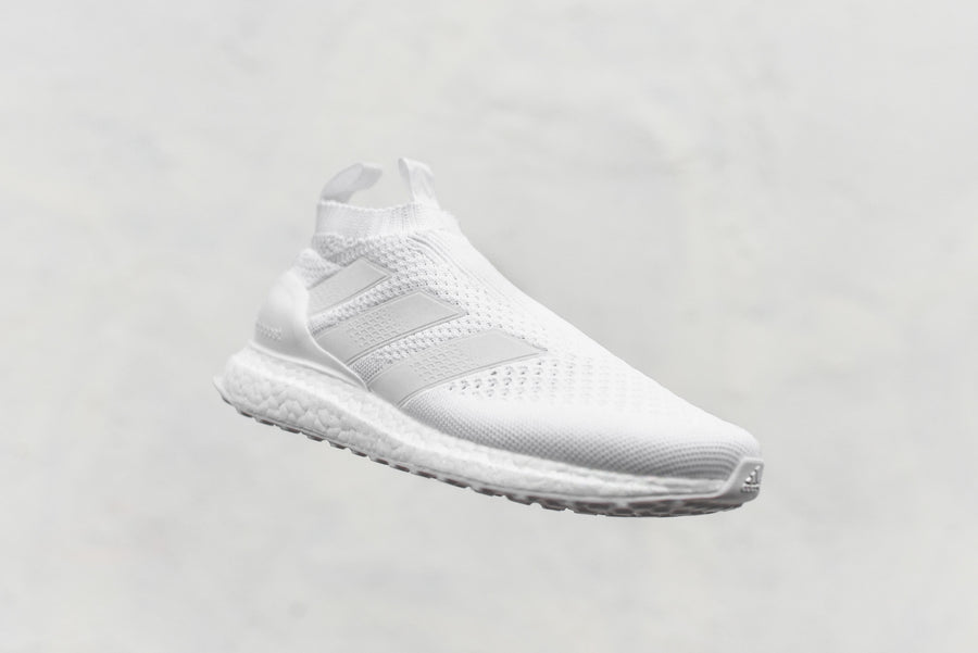 adidas ACE 16+ PureControl Ultra Boost - White