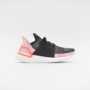 adidas Consortium WMNS UltraBOOST 19 - Black Orchid / Core Black / True Pink / Orange Image 1