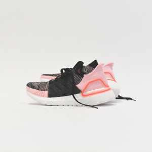 adidas Consortium WMNS UltraBOOST 19 - Black Orchid / Core Black / True Pink / Orange Image 7