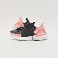 adidas Consortium WMNS UltraBOOST 19 - Black Orchid / Core Black / True Pink / Orange Thumbnail 1