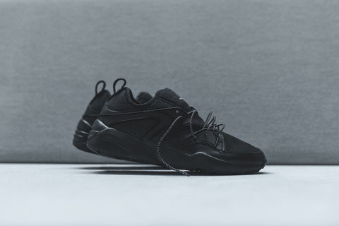 Puma x Stampd Blaze of Glory - Triple Black