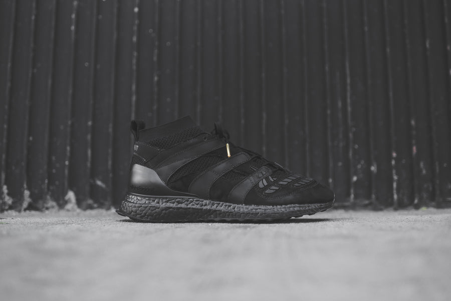 adidas Originals x David Beckham Accelerator UltraBoost - Triple Black