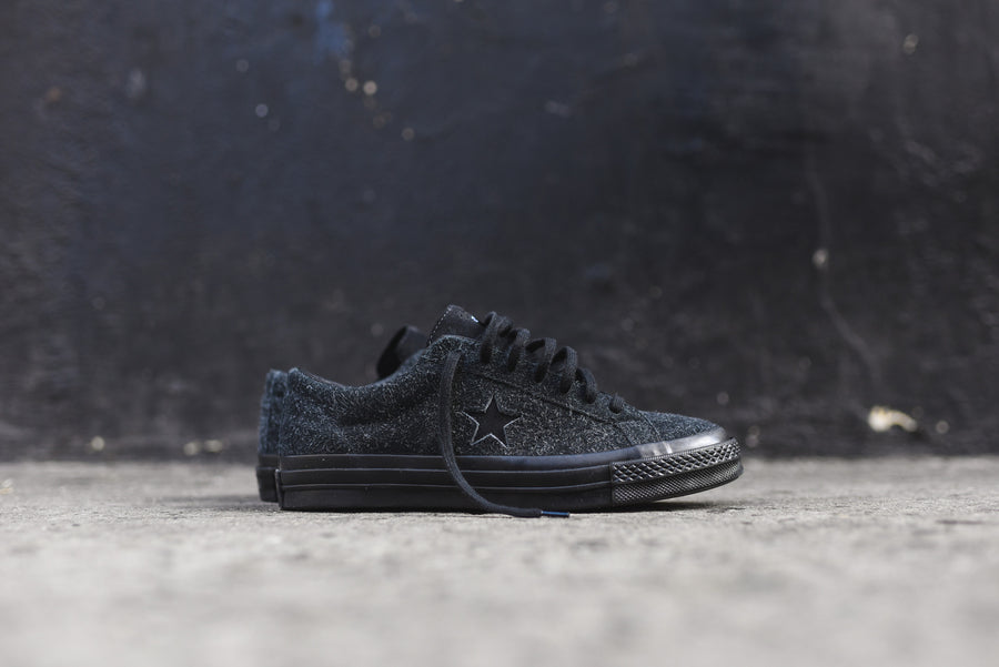 Converse x Stussy One Star 74 OX - Caviar / Black