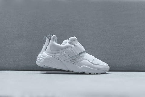 Puma x Stampd Blaze of Glory - Triple White
