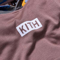Kith Kids Billy Hoodie - Mauve Thumbnail 1