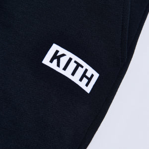 Kith Kids Classic Bleecker Pant - Black Image 3