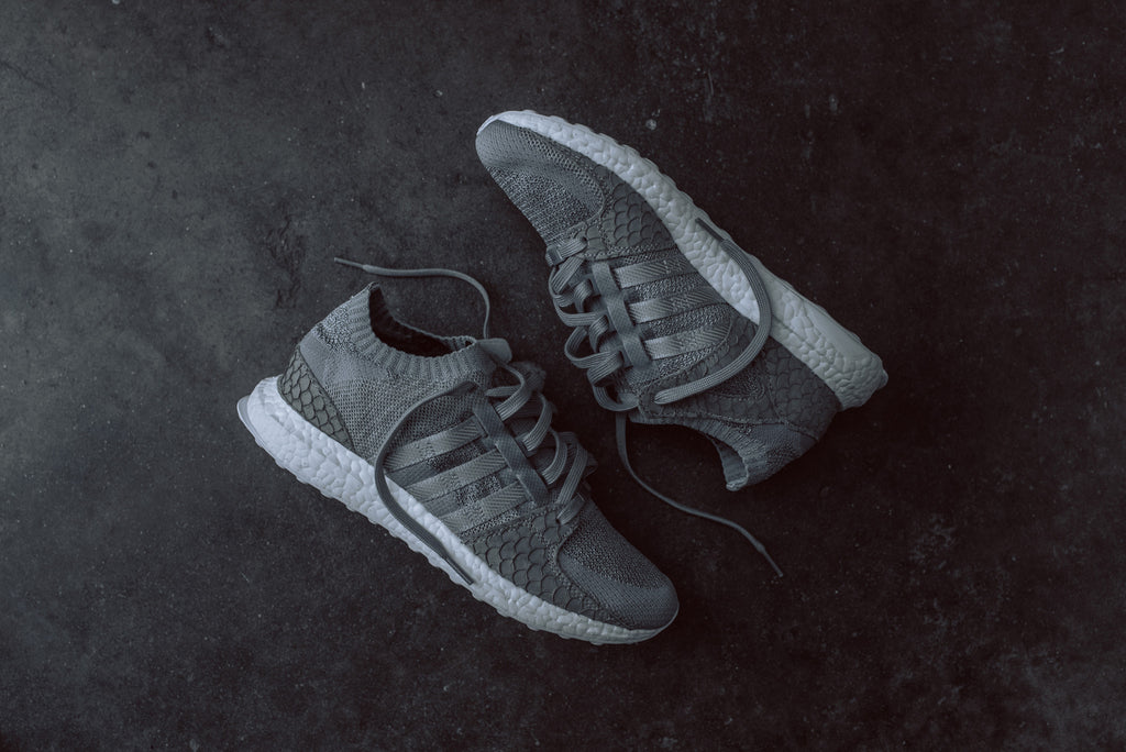 d0b5a04a2608 adidas Originals x King Push EQT Support Ultra PK - Stone   Ice Grey – Kith