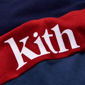 Kith Kids Baby Blocked Onesie - Navy / Multi