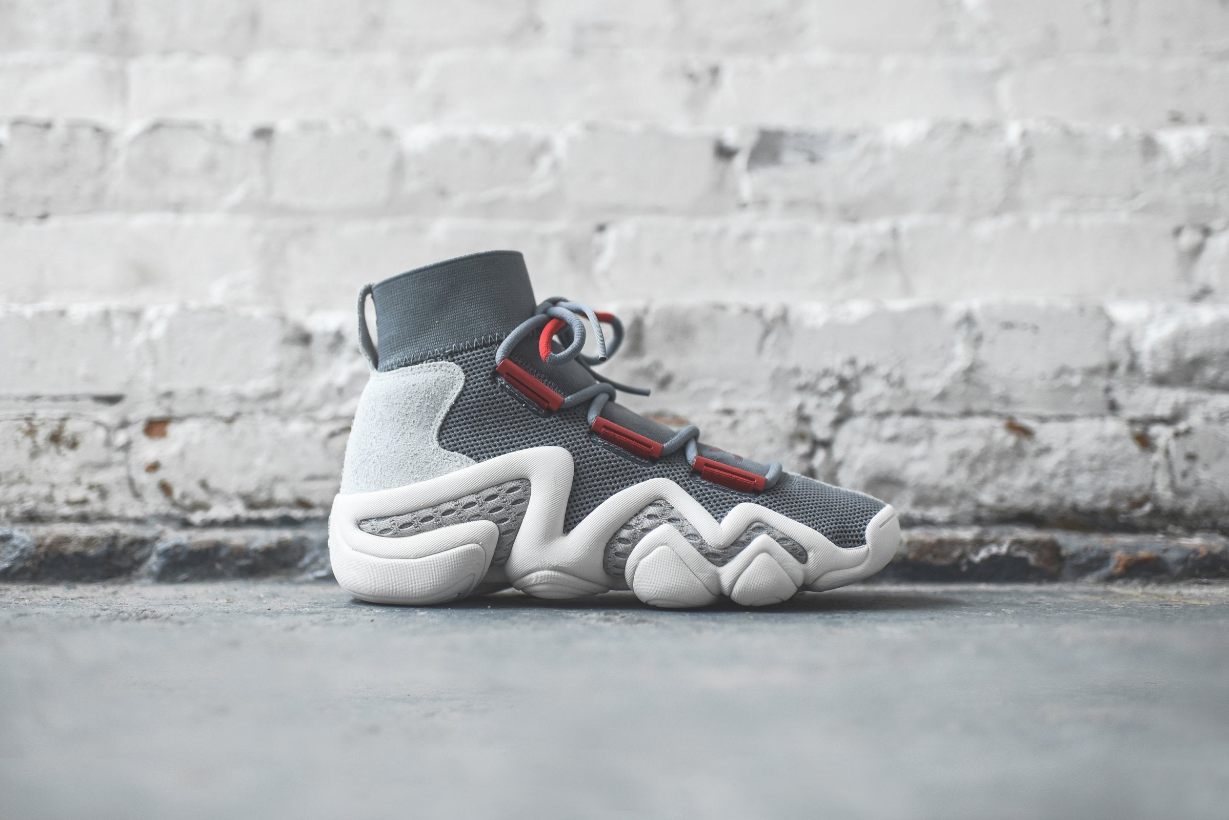 9b82f7823b81 ... website for discount f13dc 1525e adidas Consortium Crazy 8 ADV - Grey  Red Sesame ...