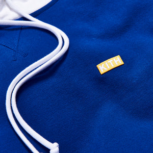 Kith Williams III Contrast Hoodie - Mazarine Blue Image 3