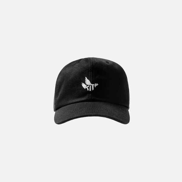 Kith Dove Cap - Black