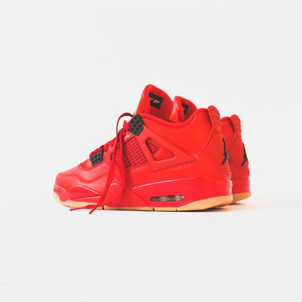 finest selection 77a3b ce303 ... norway nike wmns air jordan 4 retro fire red summit white black bb581  9aaa7