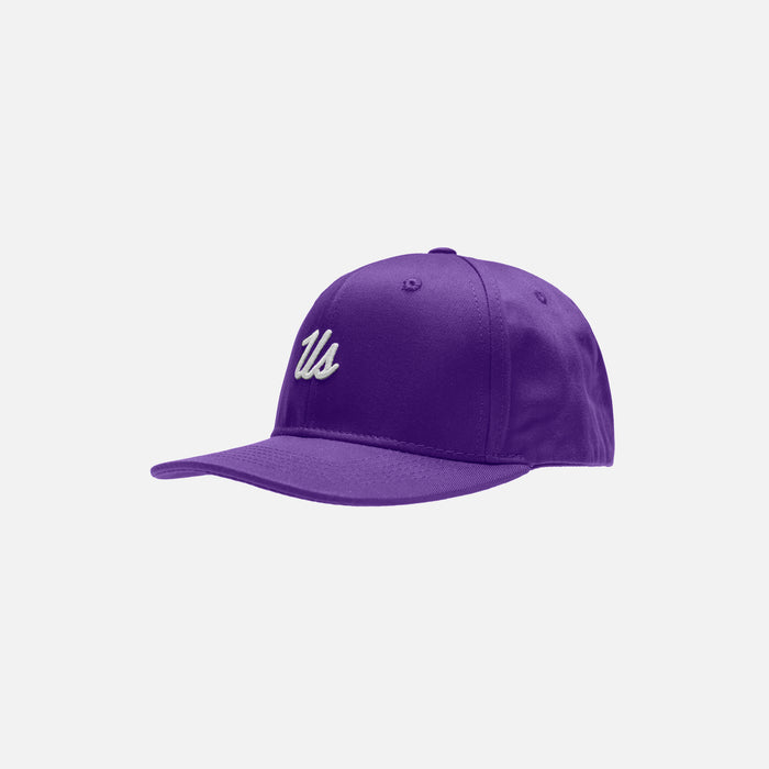 Kith Kids US Snapback - Purple