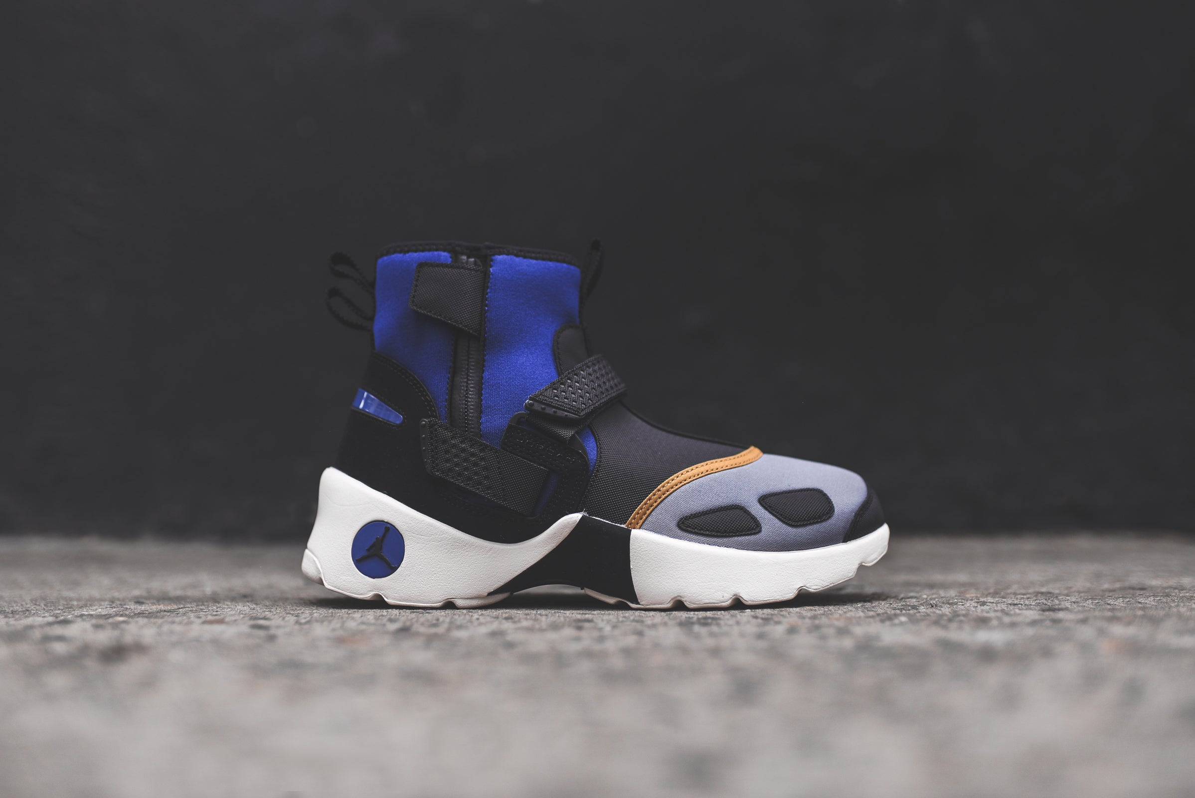 Nike Air Jordan Trunner LX High NRG - Black / Blue