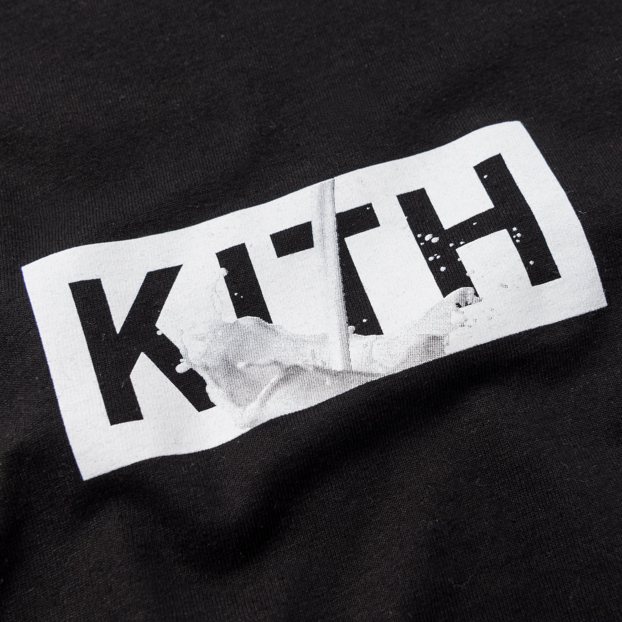 Kith Treats x got milk? Milk Splash Tee - Black