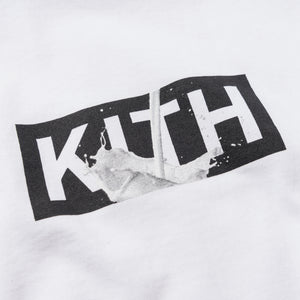 Kith Treats x got milk? Milk Splash Tee - White Image 3