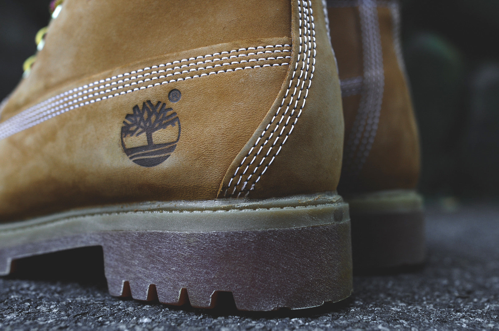 "Timberland 6"" Construct Boot - Wheat"