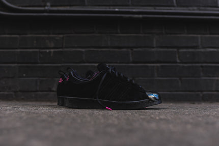 adidas Originals x Eddie Huang Superstar 80s Metal Toe - Black