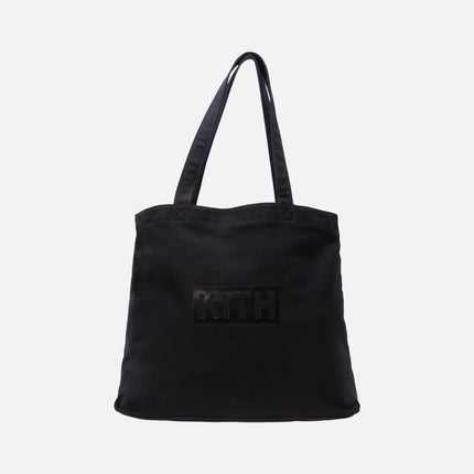Kith Weekend Tote Bag - Black